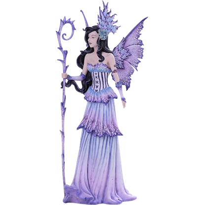 Lady of Spring Fairy Statue