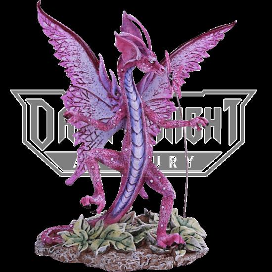 Dancing Dragon Statue
