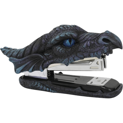 Blue Dragon Stapler