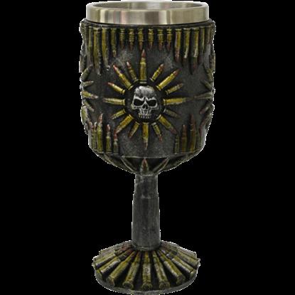 Bullet Skull Goblet