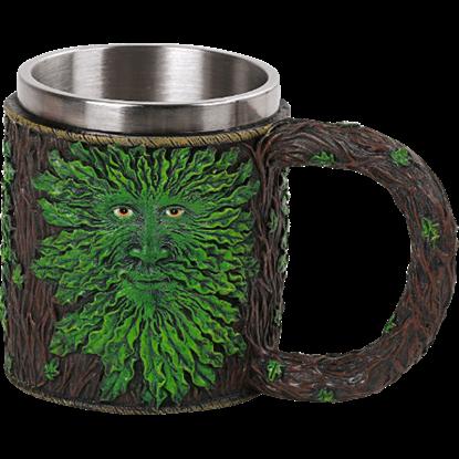 Serene Greenman Mug