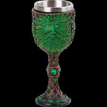 Serene Greenman Goblet