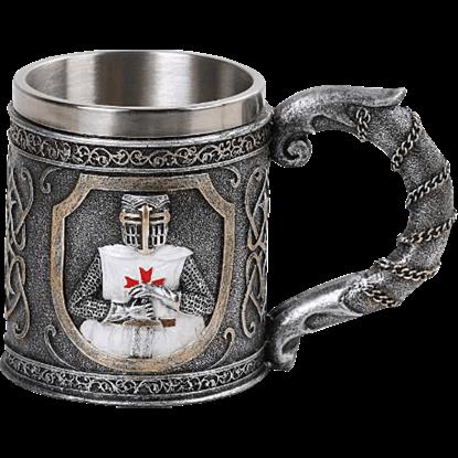 Templar Knight Mug