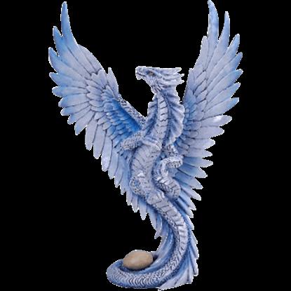 Wind Dragon Statue