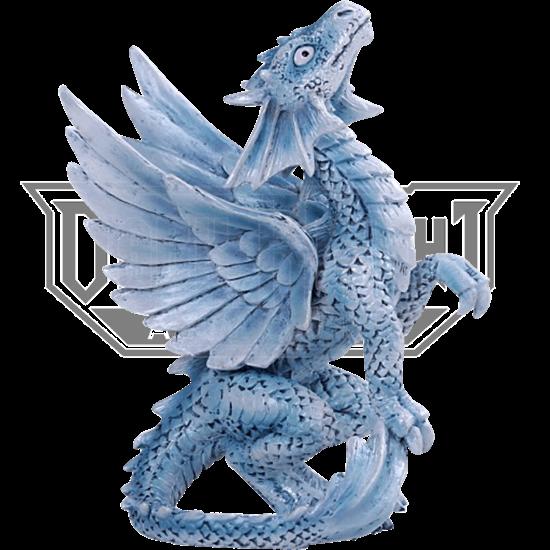 Baby Wind Dragon Statue