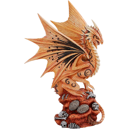 Desert Dragon Statue