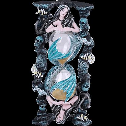 Mermaid Hourglass