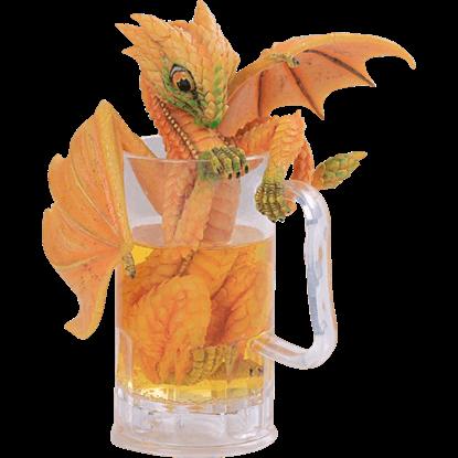 Beer Dragon Statue