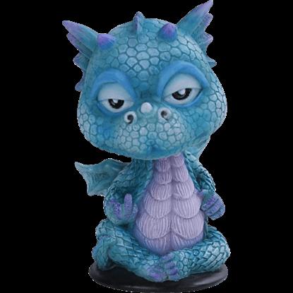 Attitude Dragon Bobblehead