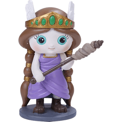 Frigga Mini Norse Statue