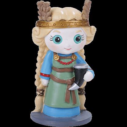 Sif Mini Norse Statue