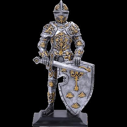 Knight of Chivalry Statue