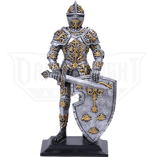 Knight of Chivalry Statue