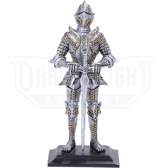 Knight of Northern Star Statue