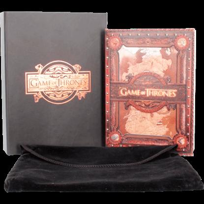 GOT Seven Kingdoms Journal