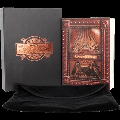 GOT Iron Throne Journal