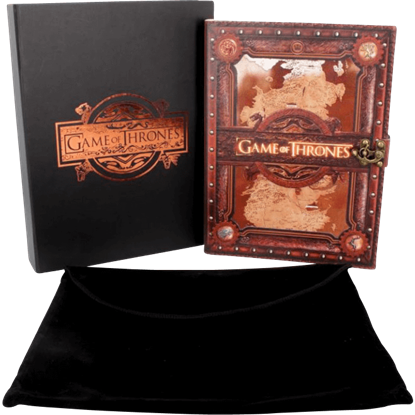 Latching GOT Seven Kingdoms Journal