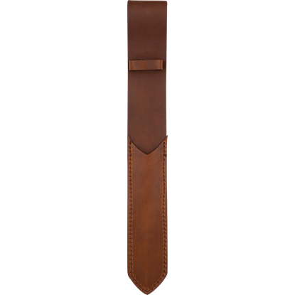 LARP Wand Leather Sheath