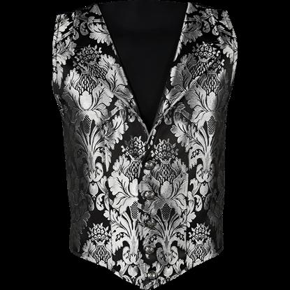 Brocade Victorian Vest