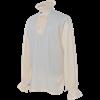 High Collared Victorian Shirt