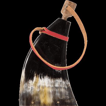 Vicksburg Powder Horn
