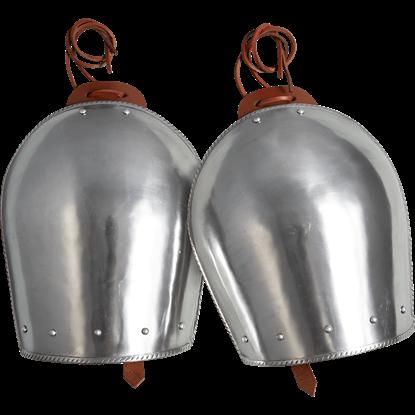 Classic Steel Pauldrons