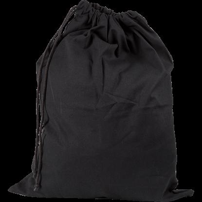 Large Canvas Bag - Black