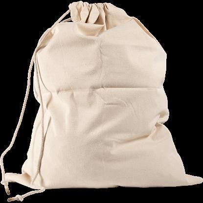 Large Canvas Bag - Ecru