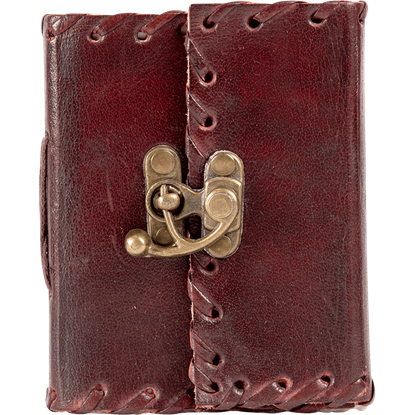 Latched Rogue Leather Journal