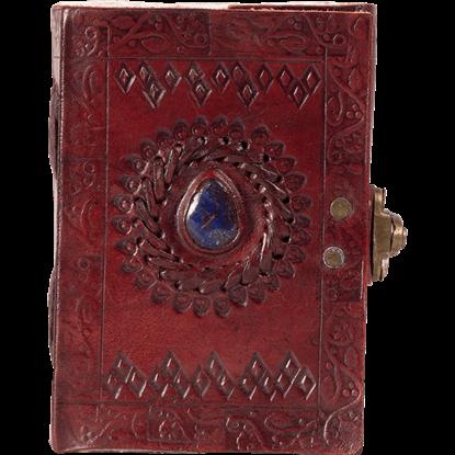 Latched Dragon Eye Journal