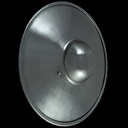 Plain Buckler - 12 Inch