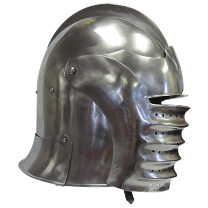 German Closed Bellows Helmet