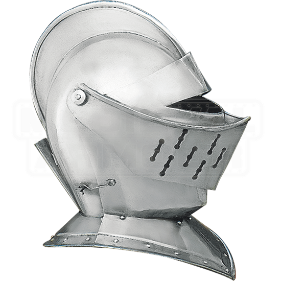 European Closed Helmet