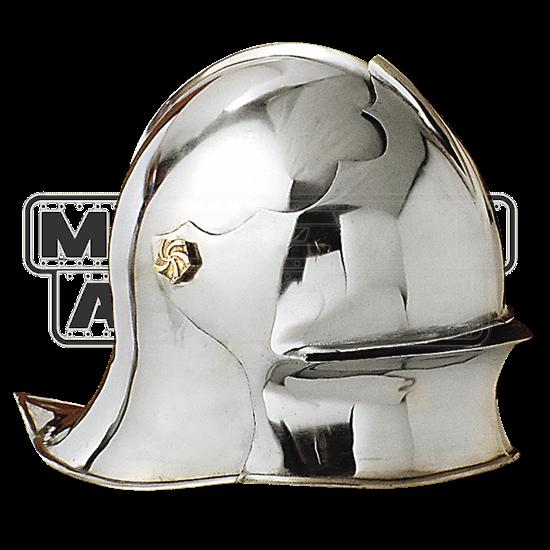 North Italian Sallet Helmet