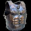 Bronze Muscle Cuirass