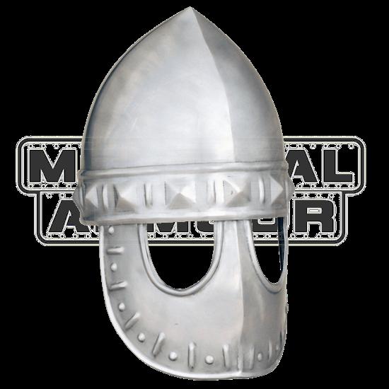 Masked Norman Helmet