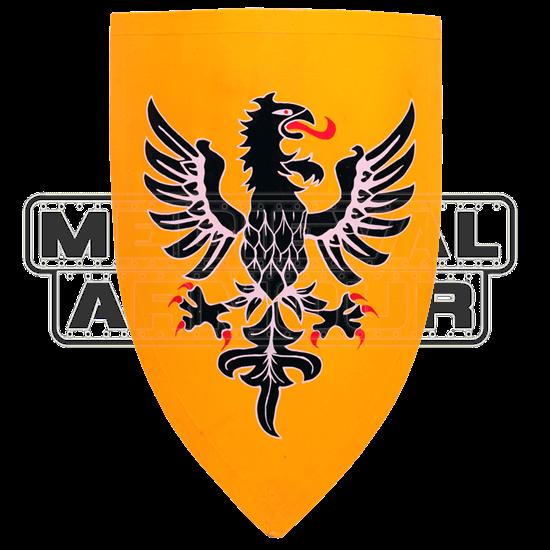 Heraldic Eagle Heater Shield