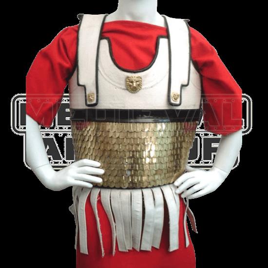 Brass Greek Hoplite Armor