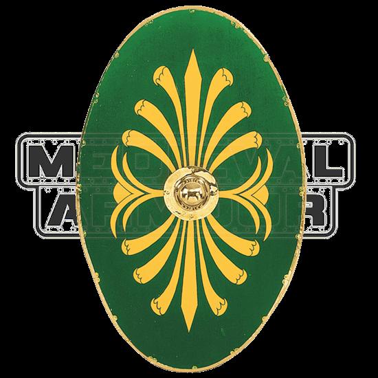 Roman Cavalier Shield