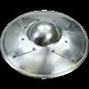 Plate Reinforced Buckler