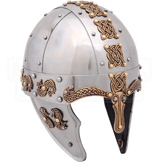 Viking Dragon Helm