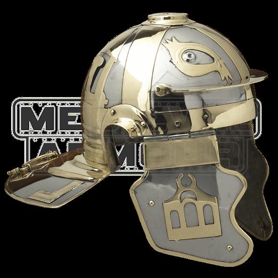 Krefeld Italic D Helmet