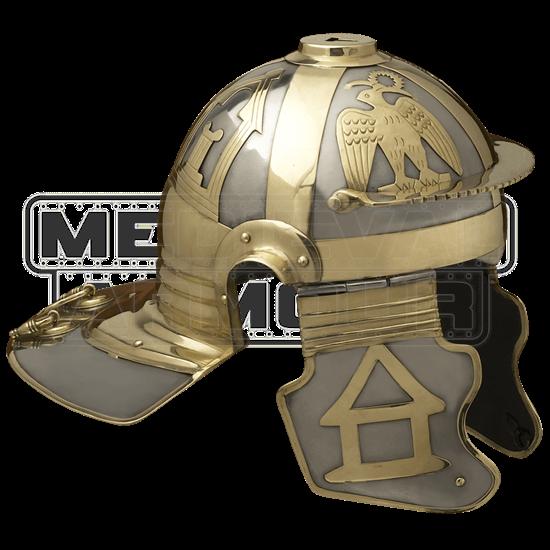 Imperial Italic D Helmet
