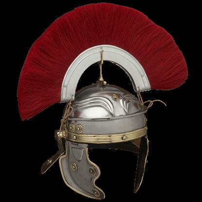 Gallic H Centurion Helmet
