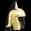 Brass Charioteer Helmet