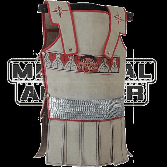 Macedonian Linen Body Armor