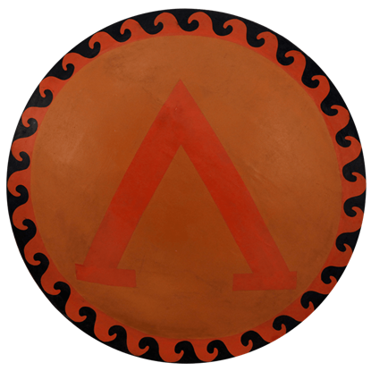 Greek Laconia Shield