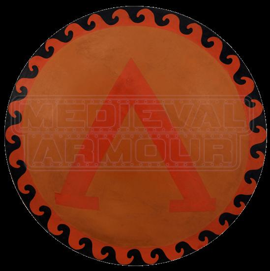 Greek Laconia Shield