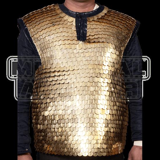 Brass Scale Armor