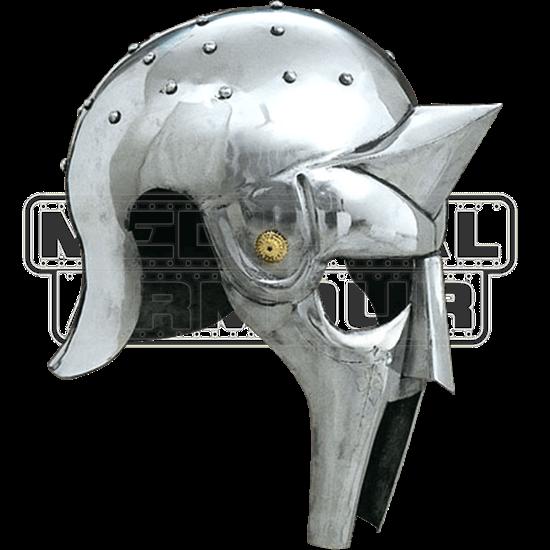 Iron Gladiator Arena Helmet